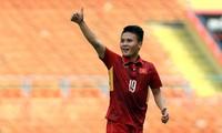 AFC memilih pemain sepak bola Nguyen Quang Hai untuk menyampaikan ilham dalam mencegah dan menanggulangi wabah Covid-19 di seluruh dunia