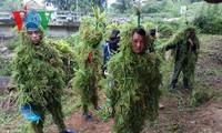 Festival dandan dari warga etnis minoritas Lo Lo