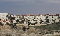 Palestina memprotes rencana Israel dalam menggabungkan kawasan-kawasan di Tepi Barat