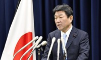 Jepang mengapresiasi peranan memimpin dari  Vietnam pada saat memegang jabatan sebagai Ketua ASEAN