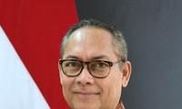 Indonesia mengapresiasi Vietnam dalam upaya bersama-sama dengan ASEAN melawan Covid-19