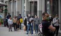 Pimpinan AS dan Inggris menyepakati arti pentingnya dari koordinasi dalam menghadapi wabah Covid-19