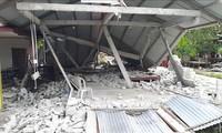 Gempa bumi mengguncangkan kawasan Indonesia Timur