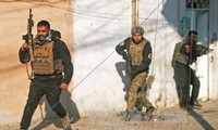 Irak membasmi seorang pemimpin senior IS