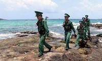 Menyusun UU mengenai Prajurit Perbatasan  untuk mengkonkretkan garis politik dan kebijakan Partai Komunis tentang perbatasan nasional