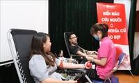 Perjalanan Merah 2020 diadakan di 42 provinsi dan Kota di seluruh Vietnam
