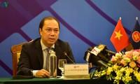 """Vietnam terus menjunjung tinggi tema: """"Berkaitan dan Cepat Tanggap"""" di KTT ke-36 ASEAN"""