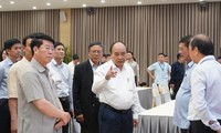 PM Nguyen Xuan Phuc memeriksa pekerjaan persiapan bagi KTT ke-36 ASEAN