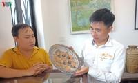 Rumah Guci menyimpan nilai-nilai kebudayaan daerah Tay Nguyen