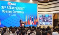 Menyelenggarakan dengan sukses KTT ke-36 ASEAN: Prestasi Vietnam meningkat