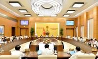 Pembukaan Persidangan ke-46 Komite Tetap MN Vietnam
