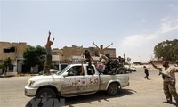 AS, Perancis, dan Mesir berupaya mengurangi ketegangan di Libia