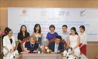 Vietnam-Selandia Baru memperkuat kerjasama di bidang pendidikan-pelatihan, dan pertanian