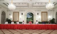 Singapura: PM Lee Shien Loong mengumumkan kabinet baru