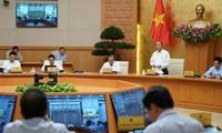 Kesimpulan PM Vietnam di sidang periodik Pemerintah tentang pencegahan dan pemberantasan wabah Covid-19