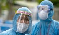 Vietnam mencatat kasus kematikan karena menderita serangan jantung di atas penyakit penyerta parah  dan terinfeksi Covid-19