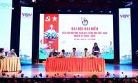 Kongres Gabungan Cabang Persatuan  Wartawan VOV: Menbangun Gabungan Cabang Persatuan Wartawan VOV menjadi lebih sehat