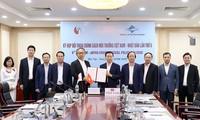 Dialog tentang politik  lingkungan Vietnam-Jepang menuju ke target bersama yakni perkembangan yang berkesinambungan