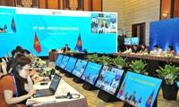 ASEAN-Tiongkok mengadakan konferensi konsultasi secara online tentang kerjasama ekonomi