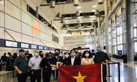 Memulangkan lebih dari 340 warga negara Vietnam dari AS ke Tanah Air