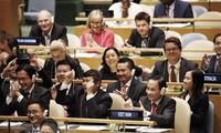 Kesan Vietnam yang menonjol dalam forum multilateral terbesar di dunia