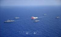 Pimpinan 27 negara anggota Uni Eropa mengusahakan  kebulatan pendapat tentang situasi di sebelah Timur,  Laut Tengah