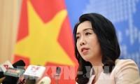 Kemenlu Vietnam mengkonfirmasikan kunjungan yang akan dilaksanakan PM Jepang ke Vietnam