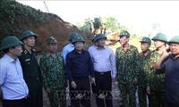 Badai Molave menimbulkan kerugian berat  di provinsi-provinsi di Vietnam Tengah dan daerah Tay Nguyen