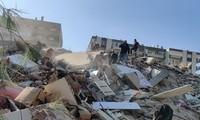 Belum ada informasi tentang orang Vietnam yang menjadi korban dalam gempa bumi di Turki