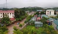 Kabupaten Muong Nhe Berupaya Menjamin Jaring Pengaman Sosial
