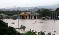 Selandia Baru mengumumkan bantuan darurat sebesar 170.000 NZD$ kepada Vietnam  untuk mengatasi akibat bencana alam di daerah Vietnam Tengah