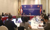 Konferensi Pejabat Senior ASEAN tentang Lingkungan Menuju ke Ekosistem yang Berkelanjutan