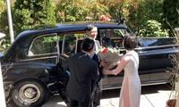 Dubes Vietnam, Nguyen Tat Thanh Menyampaikan Surat Mandat Kepada Gubernur Jenderal Australia