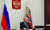 Presiden Rusia, Vladimir Putin akan Hadir Konferensi Pers Besar dari Gedung-nya di Novo-Ogaryovo