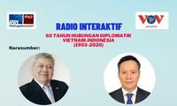 Dialog Radio Interaktif memperingati HUT ke-65 hubungan diplomatik Vietnam-Indonesia