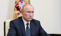 Presiden Rusia Vladimir Putin Menegaskan Supremasi Hukum Rusia