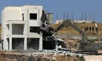 Israel Menghancurkan Rumah Warga Palestina di Tepi Barat dan Yerusalem Timur