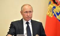 Presiden Rusia, Vladimir Putin Mengucapkan Selamat Kepada Presiden Terpilih, Joe Biden