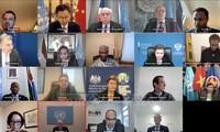 Vietnam Mengimbau Komunitas Internasional supaya Bersinergi Mencegah Kelaparan dan Membantu Yaman