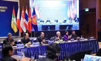 Simposium Internasional Evaluasi Tahun Keketuaan ASEAN 2020