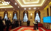 Dubes Vietnam di Tiongkok Mengadakan Pertemuan dengan Kalangan Pers Menjelang Tahun Baru 2021