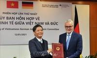 EVFTA – Tenaga Pendorong Penting dalam Memperhebat  Hubungan Perdagangan Jerman-Vietnam