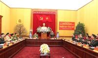 Pasukan Keamanan Publik Membela Secara Maksimal Keselamatan Kongres Nasional XIII PKV