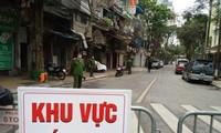 Tercatat Pertambahan 9 Kasus Covid-19 Transmisi Lokal di Vietnam