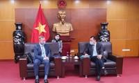 Vietnam dan Kerajaan Inggris Membahas Kerja Sama  Perdagangan dan Energi