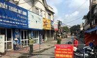 Di Vietnam Tercatat Pertambahan 4  Kasus Transmisi Lokal