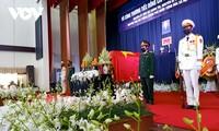 Acara Berziarah Kepada  Mantan Deputi PM Truong Vinh Trong Diadakan Dengan Khidmat