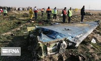 Iran Tegaskan Akan Perjelas  Dugaan Terkait Penembakan  Jatuh Pesawat Ukraina