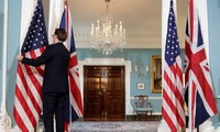 AS dan Inggris Keluarkan Pernyataan Bersama Tentang Kerja Sama  Menanggulangi Perubahan Iklim