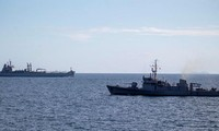 Angkatan Laut Kelompok Kwartet dan Perancis Laksanakan Latihan Perang Gabungan di Samudera Hindia